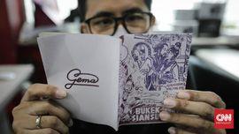 Kenangan 'Tersihir' Karya Kho Ping Hoo di Benak Penggemar