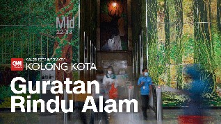 Kolong Kota: Guratan Rindu Alam