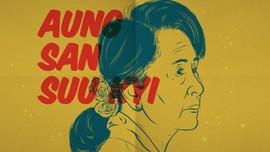 INFOGRAFIS: Jerat Kasus Aung San Suu Kyi Usai Dikudeta