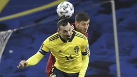 Zlatan Ibrahimovic Resmi Absen di Piala Eropa 2020