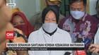 VIDEO: Risma Serahkan Santunan Korban Kebakaran Matraman
