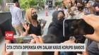 VIDEO: KPK Periksa Penyanyi Cita-Citata Terkait Kasus Bansos