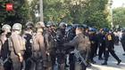 VIDEO: 1.900 Polisi Amankan Sidang Rizieq Shihab