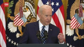 Joe Biden 'Haramkan' AS Beli Surat Utang Rusia