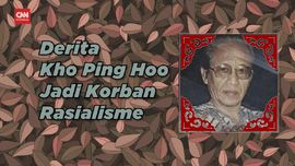 VIDEO: Derita Kho Ping Hoo Jadi Korban Rasialisme