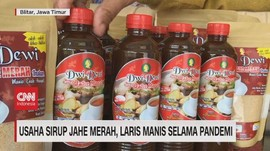 VIDEO: Usaha Sirup Jahe Merah, Laris Manis Selama Pandemi