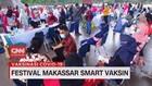 VIDEO: Festival Makassar Smart Vaksin