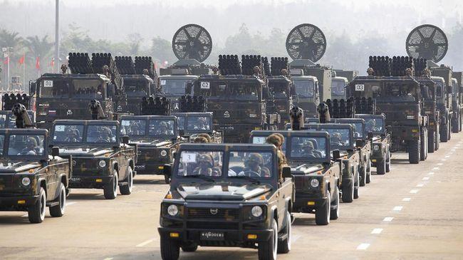 Utusan Myanmar untuk PBB yang telah memberontak melawan aksi junta militer menyerukan perlawanan dan tindakan segera, termasuk embargo senjata militer.