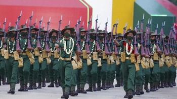 Pengakuan Tentara Myanmar Terpaksa Kejam Agar Keluarga Aman