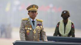AS Terus Tekan Junta Myanmar dengan Sanksi