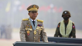 LSM RI Tolak Kehadiran Junta Myanmar di KTT ASEAN Jakarta