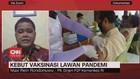 VIDEO: Pemerintah Targetkan Vaksinasi 1,5 Juta Dosis per Hari