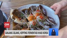 VIDEO: Ganjang Gejang, Kepiting Fermentasi Khas Korea