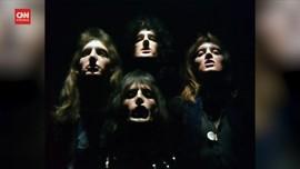 VIDEO: Lagu Bohemian Rhapsody Raih Sertifikat Diamond