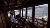 Menikmati keindahan Jakarta dengan kapal pinisi mewah akan menjadi pengalaman baru menyenangkan. Ini adalah pinisi privat pertama yang ada di Jakarta.