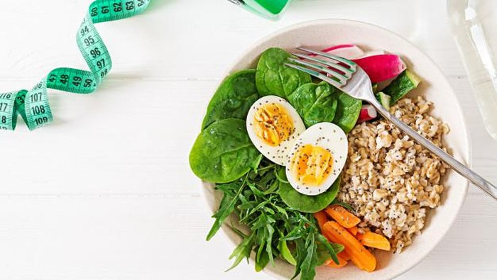 6 Diet Terpopuler yang Sehat & Worth It Buat Kamu Coba