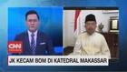VIDEO: JK Kecam Bom di Katedral Makassar