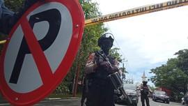 PBNU Kecam Bom Bunuh Diri di Katedral Makassar