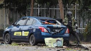 Singapura Kutuk Bom Bunuh Diri Katedral Makassar