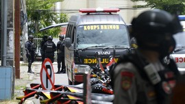 Janji Ungkap Otak Bom Makassar, Mahfud Minta Masyarakat Sabar
