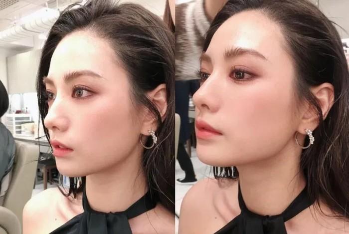 Punya minat besar di bidang kecantikan, Nana memiliki lisensi sebagai make up artis profesional / foto: instagram.com/jin_a_nana