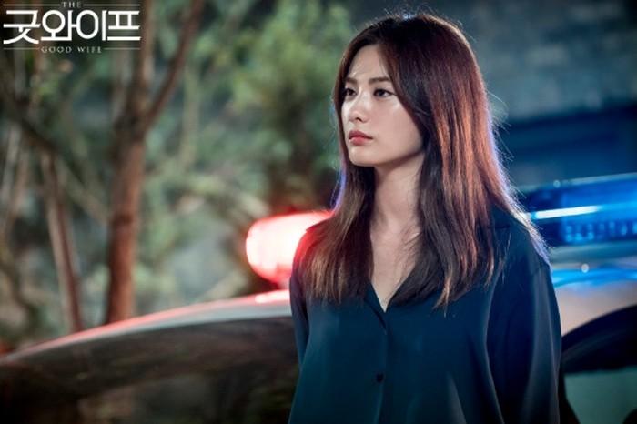 Mulai debut akting pada tahun 2016, dalam drama The Good Wife / foto: tvndramaofficial