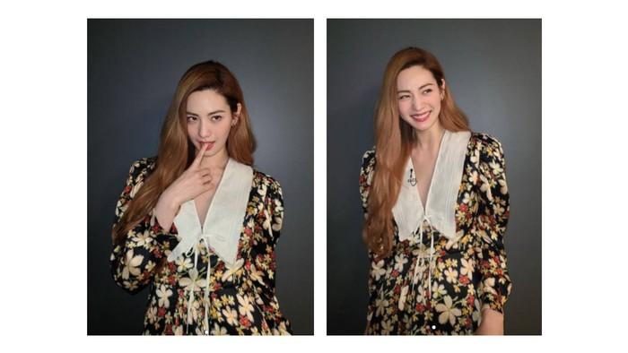 Lahir dengan nama Im Jin A. Nana terlihat pendiam, lembut, dan glamor, namun sebenarnya memiliki kepribadian yang ceria dan suka bercanda / foto: instagram.com/jin_a_nana
