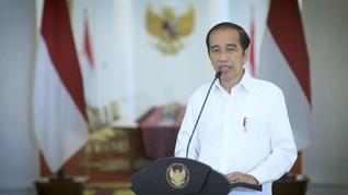 Sambut Indonesia Emas 2045, Jokowi Ingin Kejar Industri 4.0