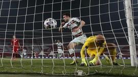 Hasil Kualifikasi Piala Dunia: Serbia vs Portugal Imbang