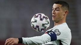Ronaldo Didukung Banyak Wajah Haus Gol di Portugal