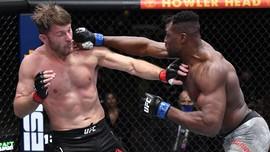 Kondisi Miocic Usai Kalah KO dari Ngannou di UFC 260