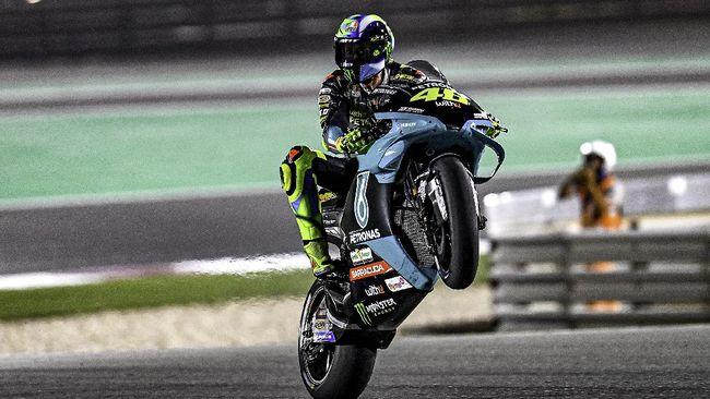 Pembalap gaek yang memperkuat tim Petronas SRT Yamaha, Valentino Rossi, berbicara mengenai kejayaan masa lalu jelang balapan MotoGP Prancis 2021.