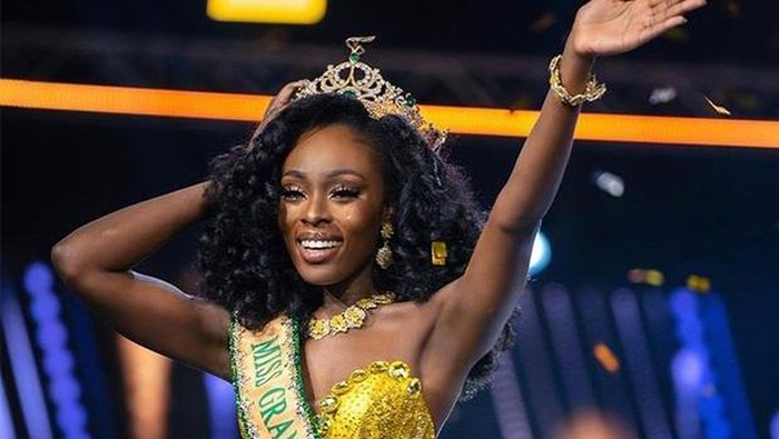 5 Fakta Abena Appiah, Pemenang Miss Grand International 2020