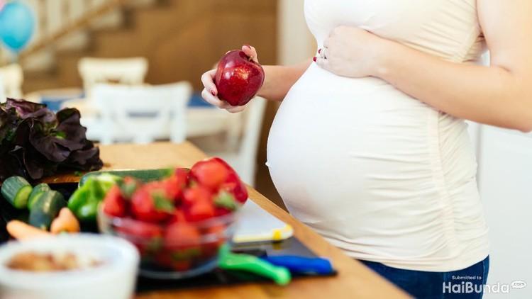 Makanan sehat untuk kehamilan