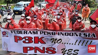 Long March ke BKKBN, 600 Petugas KB Tuntut Status PNS