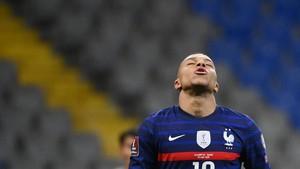 Jelang Prancis vs Jerman, Mbappe Akui Marah dengan Giroud