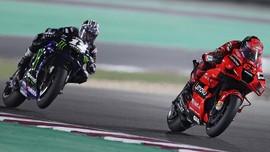 Bagnaia Nafsu Raih Juara di MotoGP Doha