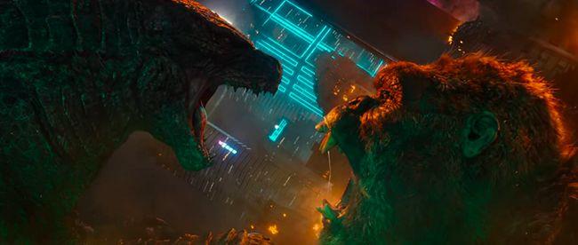 Godzilla Vs Kong Buat Rekor Film Hollywood Kala Pandemi