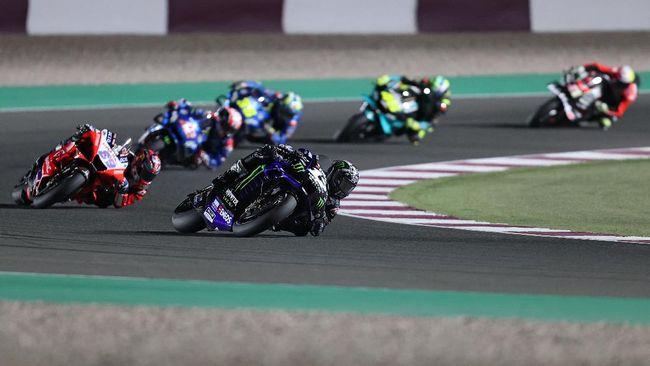 Valentino Rossi finis di posisi ke-12 MotoGP Qatar dan itu merupakan hasil finis terburuk dalam karier Rossi di MotoGP Qatar.