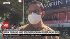 VIDEO: Anies Sebut Kemungkinan Pemberlakuan SIKM