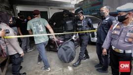 FOTO: Membongkar Jaringan Teror Bom Makassar di Condet