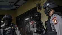 Densus 88 Tangkap Terduga Teroris JAD di Bogor