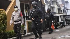 Tiga Warga Jakarta Selatan Masuk DPO Terduga Teroris