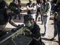 FOTO: Perempuan Afrika Selatan Angkat Senjata Demi Bela Diri