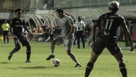 Hasil Piala Menpora: Ezra Cetak Gol, Persib Tekuk Persita 3-1