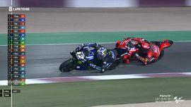 VIDEO: Perayaan Kemenangan Vinales di MotoGP Qatar