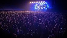 Korsel Longgarkan Pembatasan Sosial Konser Musik