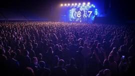 FOTO: Merayakan Pesta Musik Rock di Tengah Pandemi