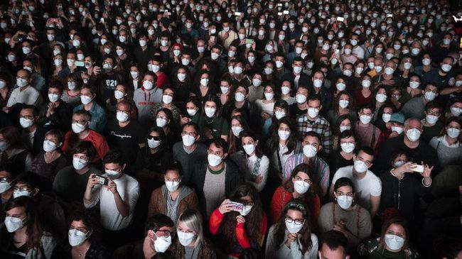 Pihak promotor memilih menunggu izin dari Kepolisian dan Kementerian Dalam Negeri (Kemendagri) terkait wacana penyelenggaraan konser musik di tengah pandemi.