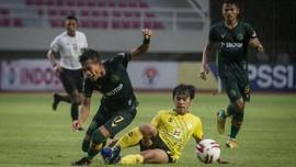 3 Tanda Barito Putera Menang atas Persija di Piala Menpora